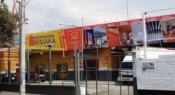 Sucursal_Cuenca_Importadora_Immaka_Ecuador